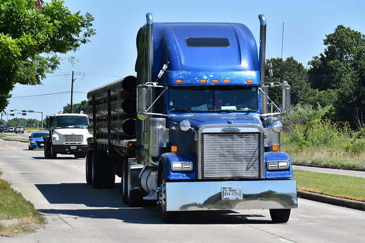 Long-Haul Truckers