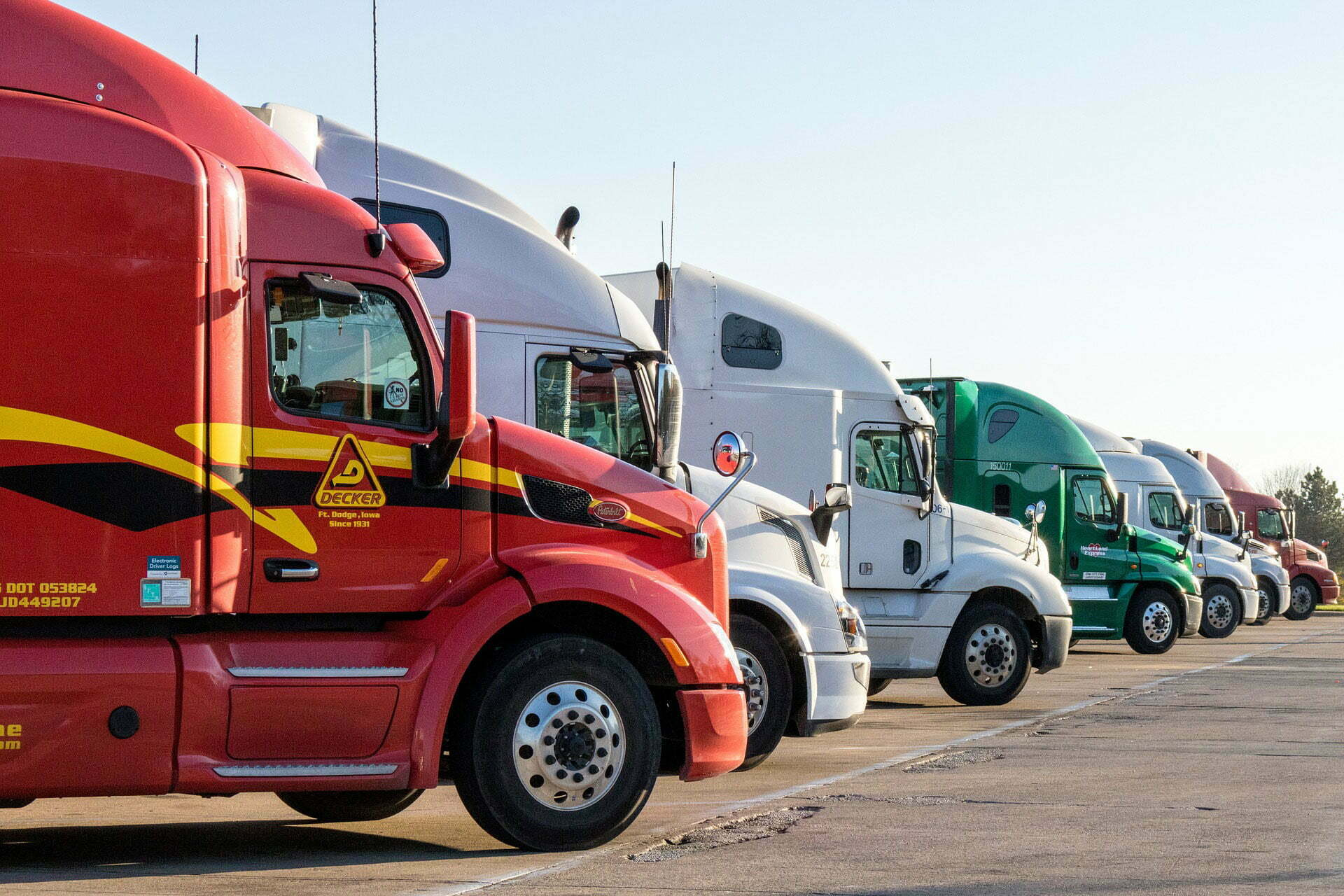 Property Damage: Commercial Trucking Insurance